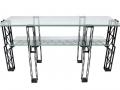 Furniture - Sofa Table, Modern / Industrial