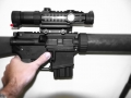 Hidden AR-15 Wall Mount