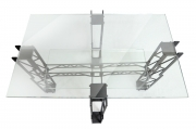 Furniture - End Table, Modern / Industrial