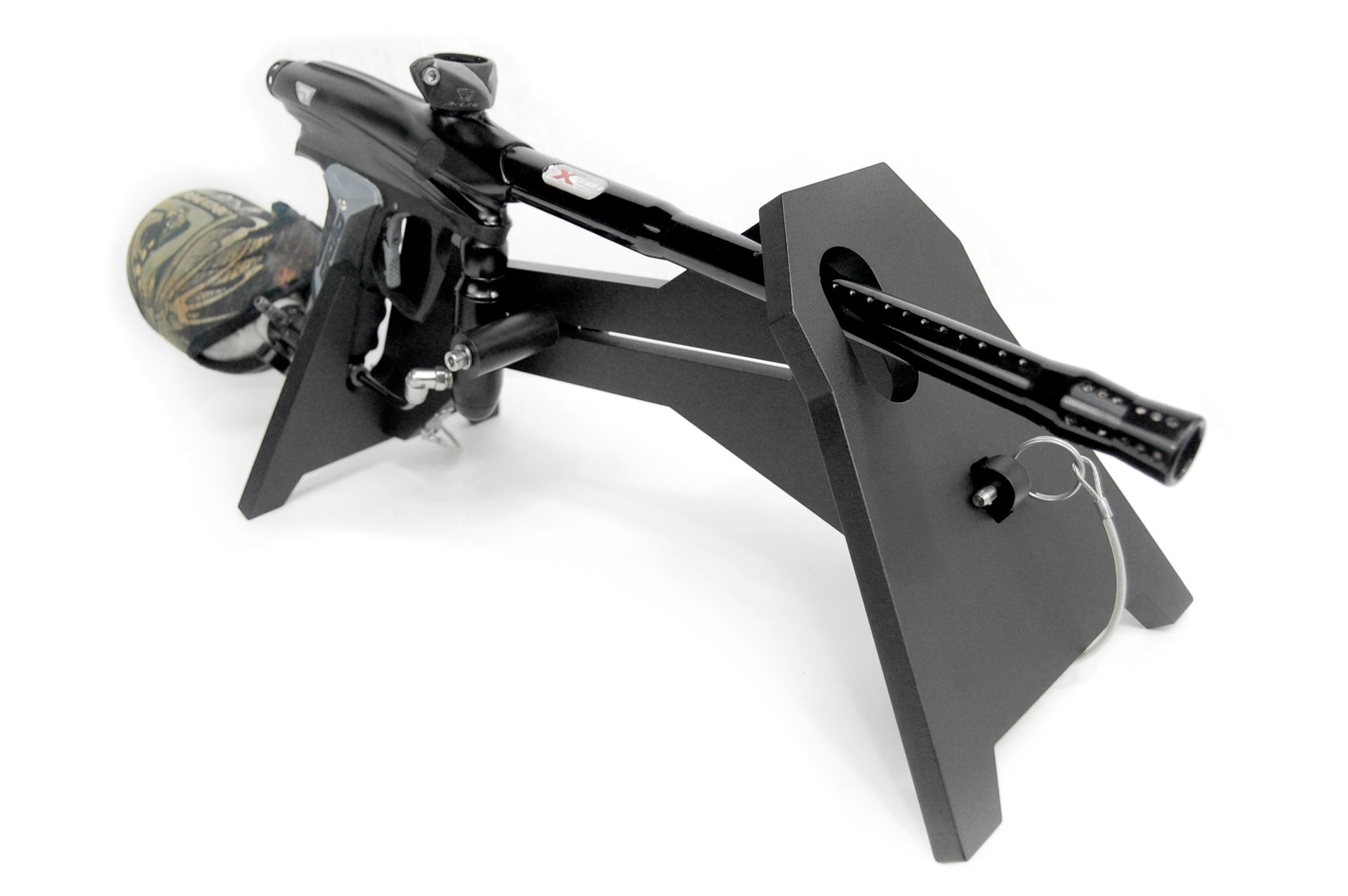 Paintball Marker Stand