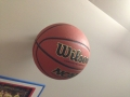 Invisi-ball Basketball Mount