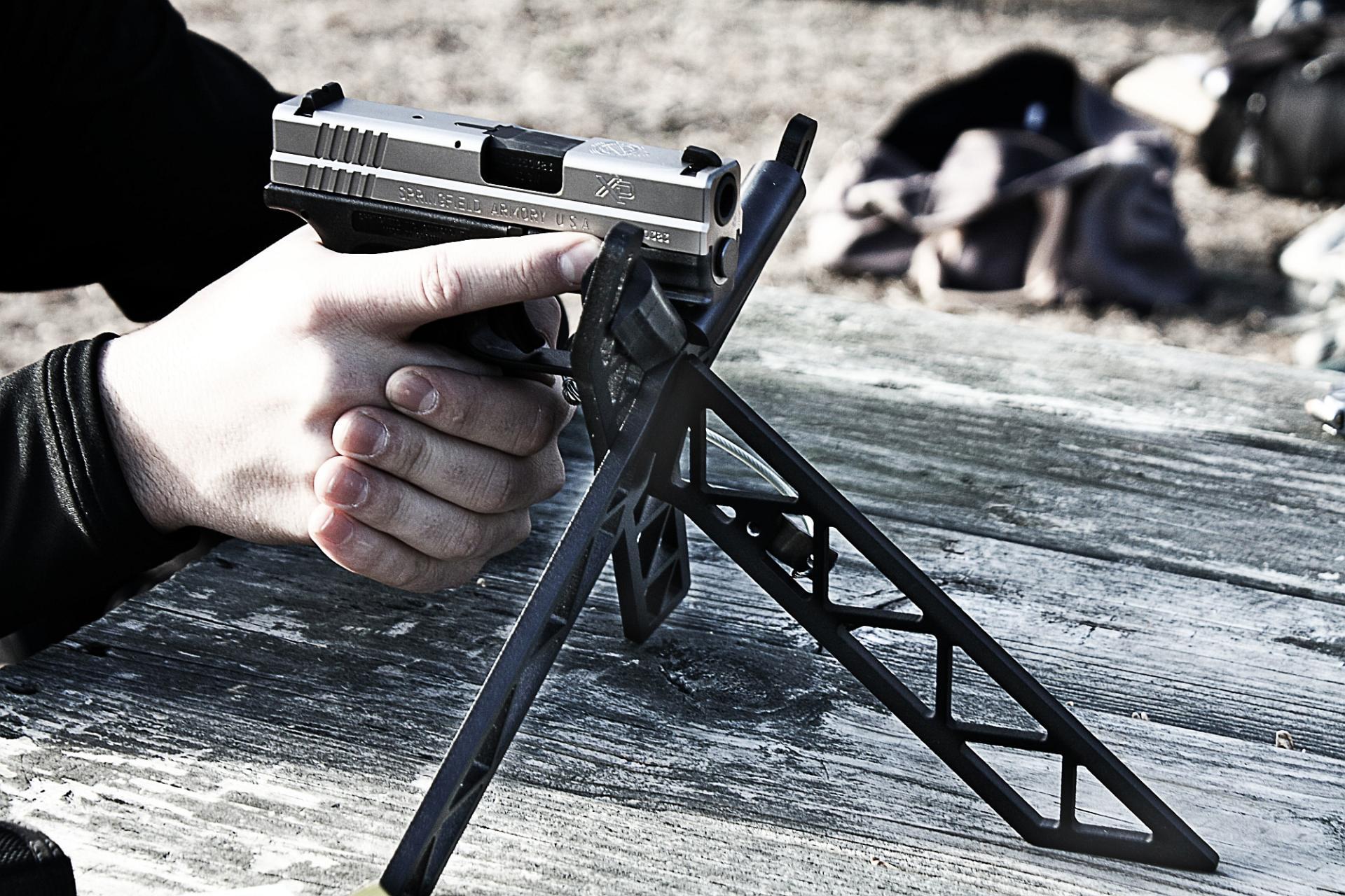 Shooting Rest - X-Rest /  X-Rest.lightweight