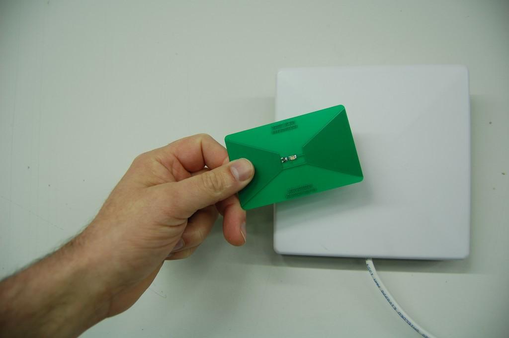 RFID Detector / RAT (Radiation Activity Tester) by Montie Design