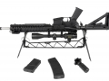 AR-15 and M-16 Cleaning Stand