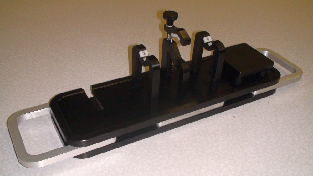 Electron Microscope Sample Holder Work Stand