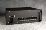 Rackmount enclosure for a high performance computing application