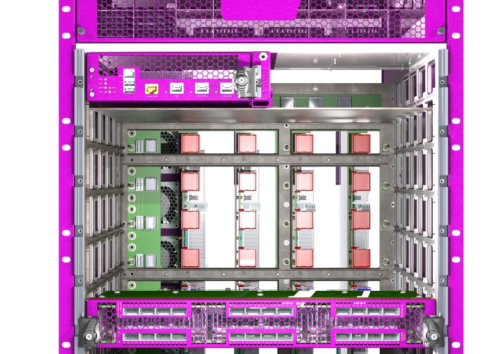 Orthogonal Enclosure for Extreme Networks