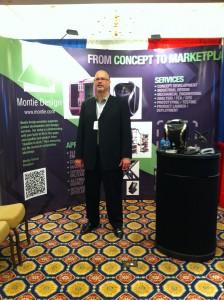Montie Roland at NCDBA Event in Pinehurst